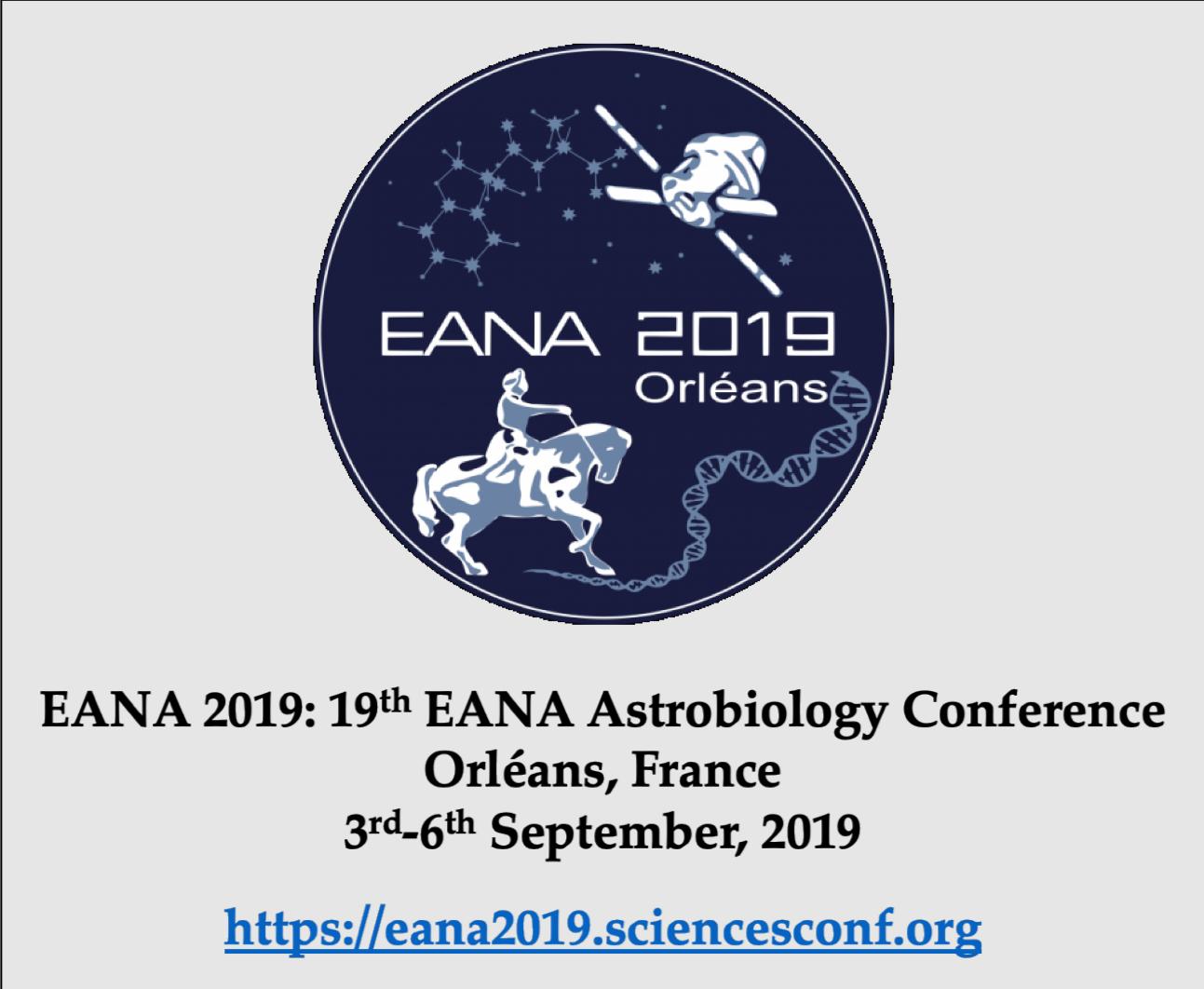 EANA - European Astrobiology Network Association